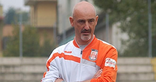 Andrea Baroni, tecnico Ivrea Montalto