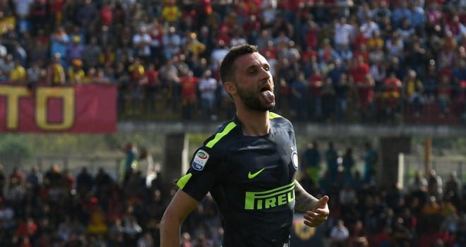 Marcelo Brozovic salterà il derby