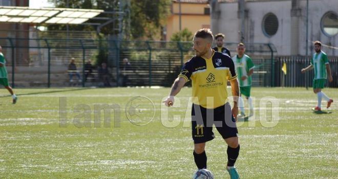 Roberto Bergantino, Teano Calcio