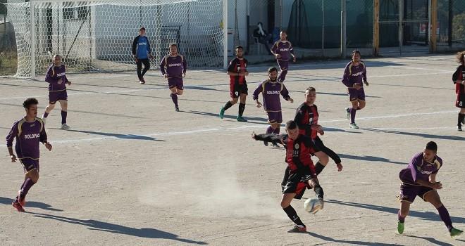 Altilia S.-Pol. Kalena 2-2. Viola costretti a rincorrere i rossoneri