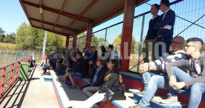 Terza categoria Vco - Frena la Dinamo, Fara corsaro a Megolo