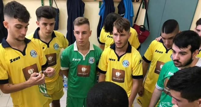 Calcio a 5/Under 19. Napoli corsaro a Benevento, show a Marigliano