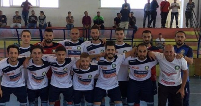Calcio a 5/C2. Match d'alta quota a Limatola, Sanniti ad Acerra