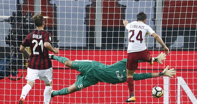 Il gol di Florenzi