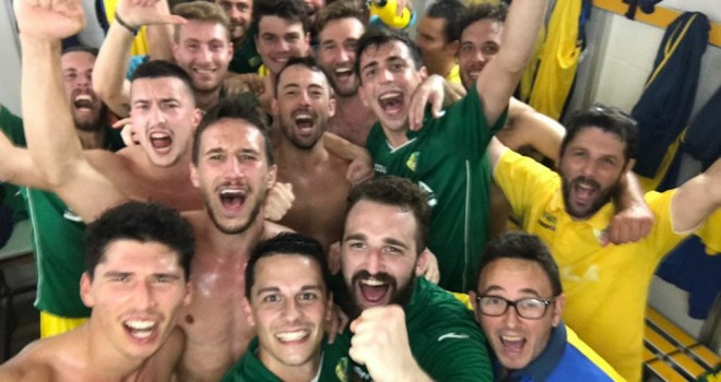 Villaclarense-Montirone 5-4: il primo sì gialloverde è di Baronchelli