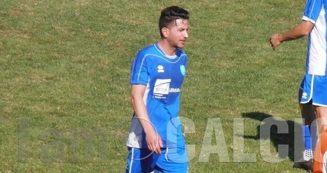 Nicola Minniti, autore dell'1-1