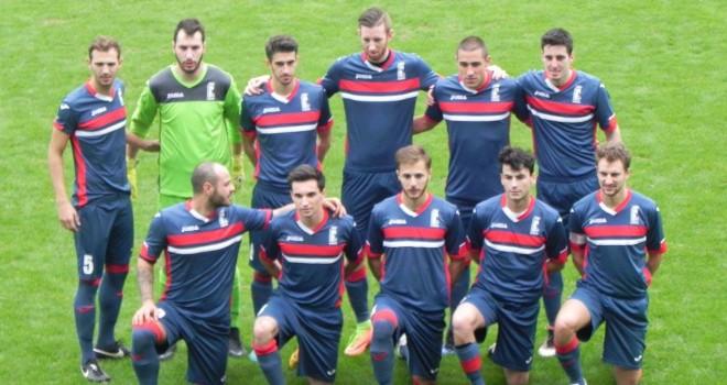 Franciacorta Erbusco-New Team 1-0: la firma la porta Alberto Sala