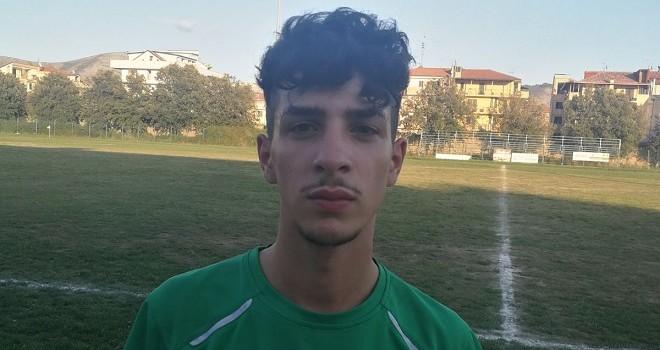 Antonio Carfora, San Nicola Calcio