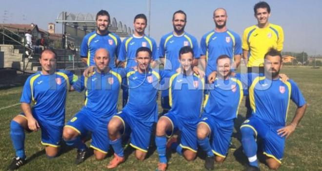 Terza categoria Novara - Cinquina Granozzese per consolidare la vetta
