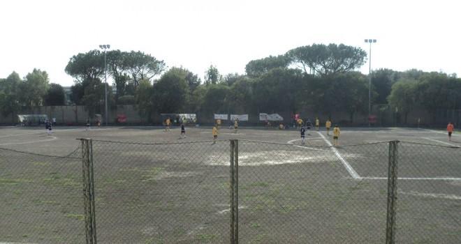 San Pietro Napoli-Real Poggiomarino 0-0, pari con poche emozioni