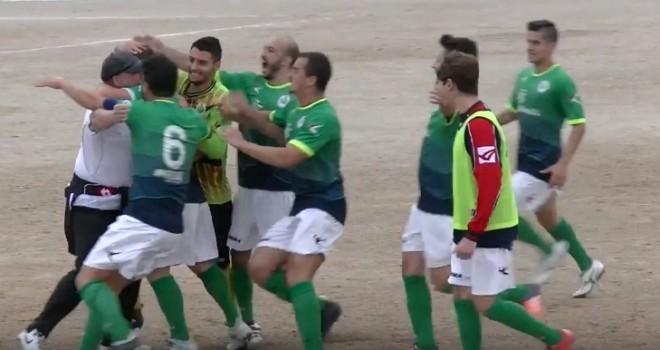 VIDEO - Ciccone show a Stornarella, ma passa il Celle. 4-5 gialloverde