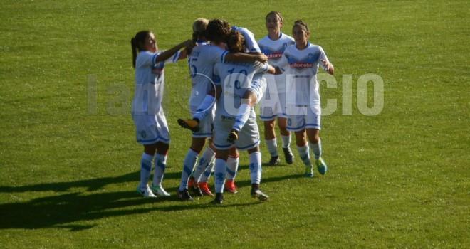 Brescia-Sassuolo 2-1: Giacinti dà alle Leonesse i tre punti