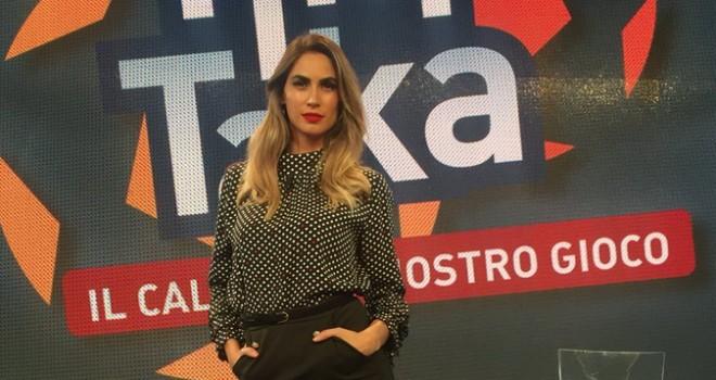 Inter-Milan, Melissa Satta e il condomino Icardi