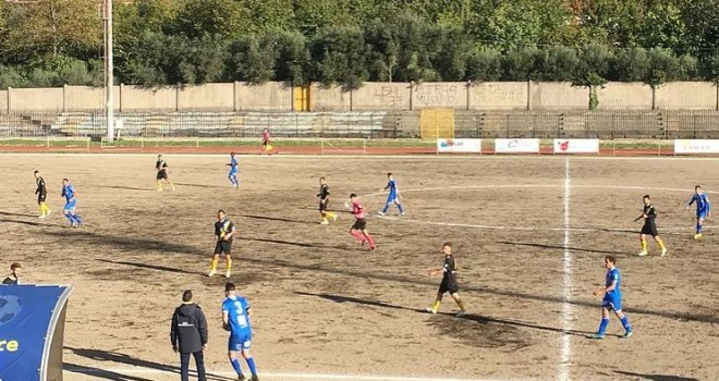 Pari tra Solofra e Costa d'Amalfi: la sintesi del match (VIDEO)