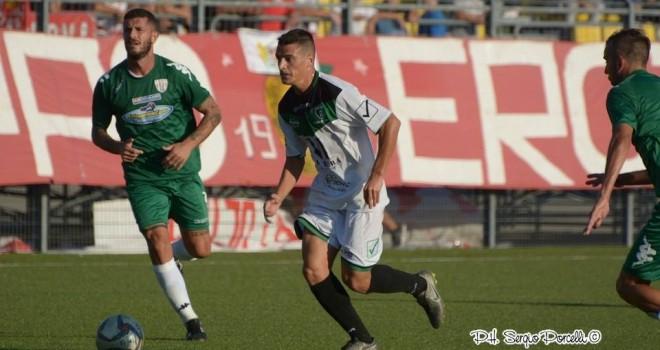 Barletta-Corato 1-1: Grazioso risponde a Cormio