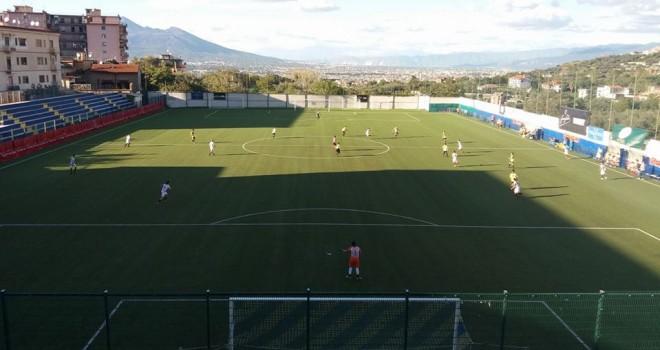 Gragnano, Juniores Nazionale: pari in rimonta con la Sarnese