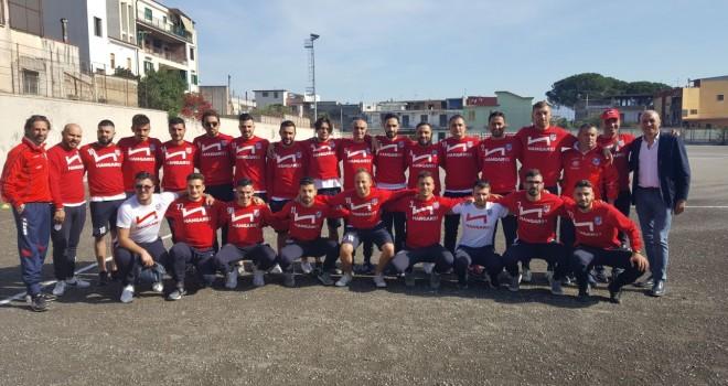"""Athletic Poggiomarino, Albano: """"Non ci fermiamo, col San Marzano..."""""""