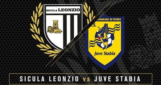 Sicula Leonzio-Juve Stabia 0-0, pari e poche emozioni a Catania