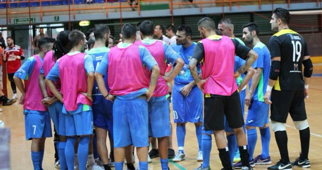 Calcio a 5/B. Goleade per Marigliano e Sandro Abate, bene Caserta
