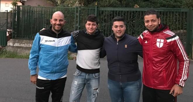 Nemoli, firmano gli esterni d'attacco Salerni e Di Puglia