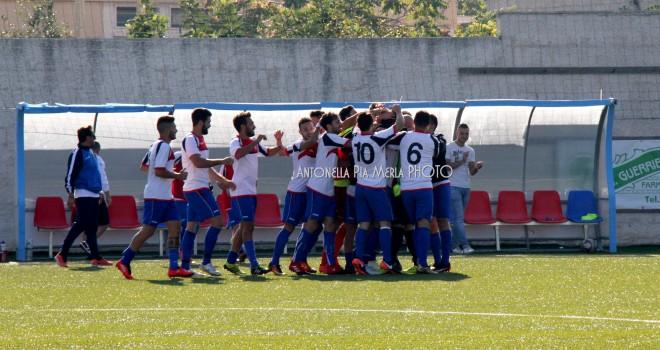 Sporting Apricena, contro il Don Uva per riaprire il campionato