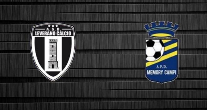 """Leverano-M.Campi 3-3 Gol ed emozioni. Maci:""""Siamo sulla strada giusta"""""""