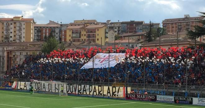 Serie D/H, classifica spettatori: il picco tra Basilicata e Puglia