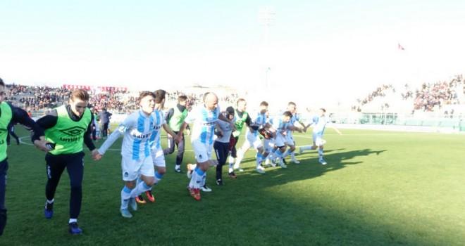 Livorno-Giana Erminio, i precedenti con l'arbitro Capone