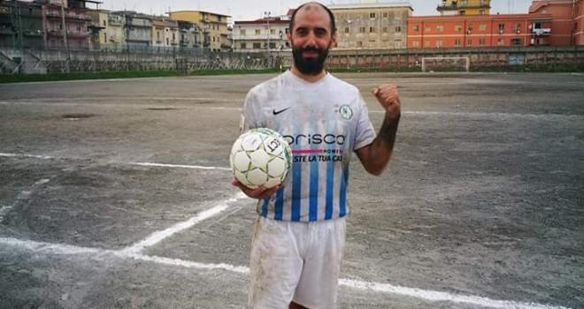 Falcone trascina lo Sporting Battipaglia; Real Filetta batte Galdese