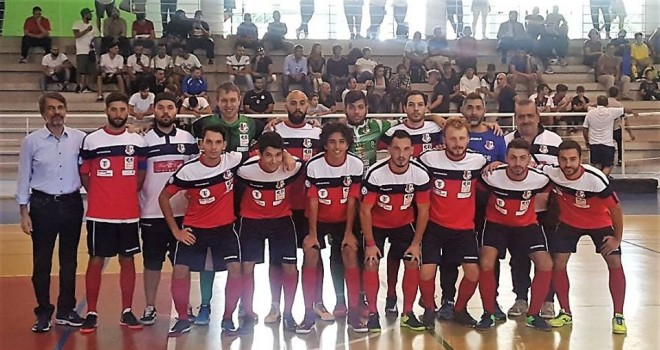 Il Caserta Futsal spaventa l'Eboli e si prepara al Futsal Marigliano