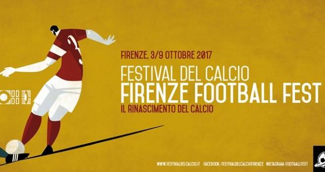 Arriva il Festival del Calcio a Firenze