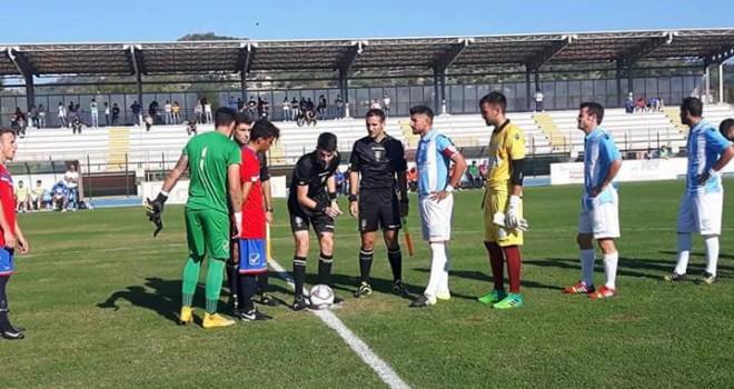 Agropoli-Audax Cervinara 3-1: le immagini del match (VIDEO)