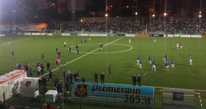 Siracusa-Catania: le formazioni ufficiali del match