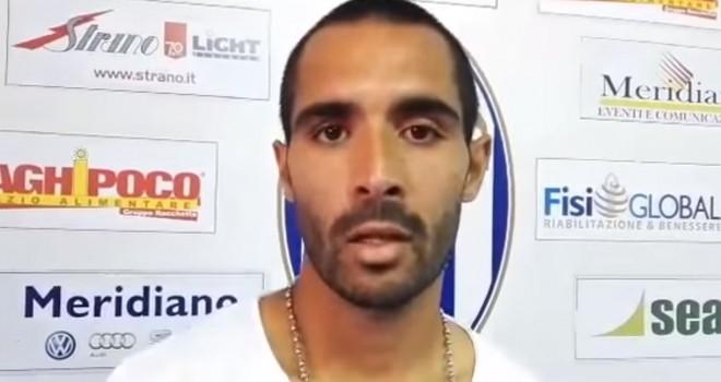 Juve Stabia, il nuovo acquisto Vicente in diretta con i tifosi