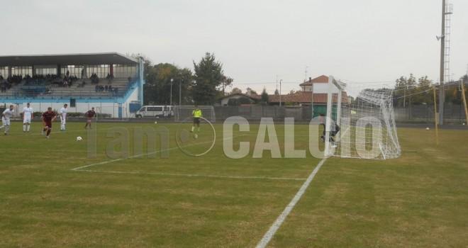 Pavonese Cigolese-Oratorio Gambara 0-2: i granata vincono all'inglese