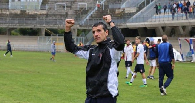 """Foglia Manzillo: """"Felice di essere tornato e dell'affetto dei tifosi"""""""
