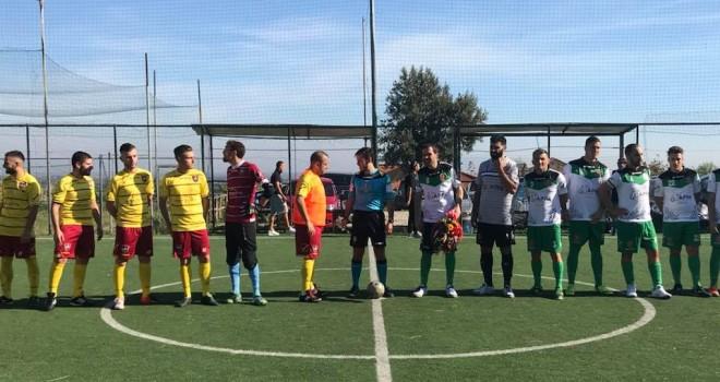 Calcio a 5/C2. Atletico Cantera, Limatola ed Olympique Sinope in testa