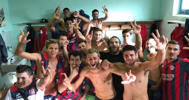 Spartak, stop alla capolista Pro Villafranca. Canale, zampata salvezza