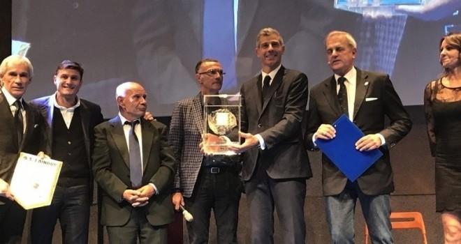 "A Inter Forever il ""Golden Award"" de I Bindun"