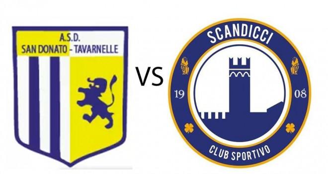 San Donato vs Scandicci
