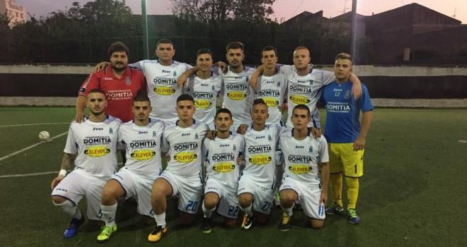 Calcio a 5/Juniores. Grande Domitia, solo Fuorigrotta tiene il passo