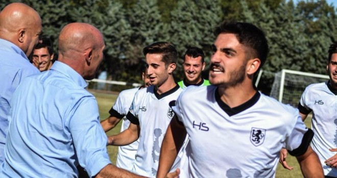 Calcio Derthona: con il Seregno devi vincere