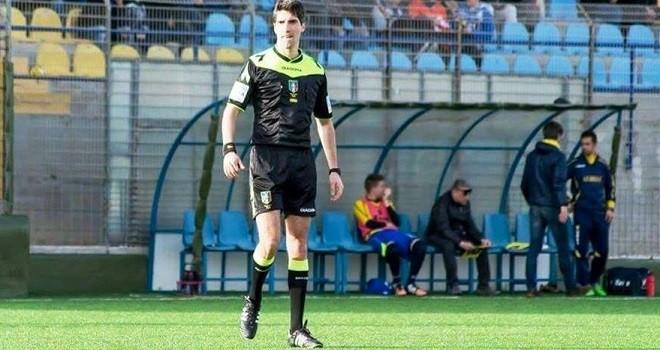 Olympia Agnonese-San Marino affidata a Scatena di Avezzano