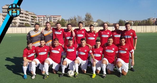 Coppa 2° Cat. Buon esordio per il Real Lusciano