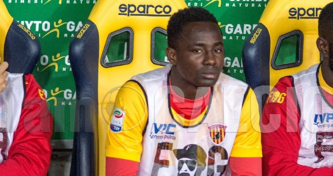 Bright Gyamfi, Benevento