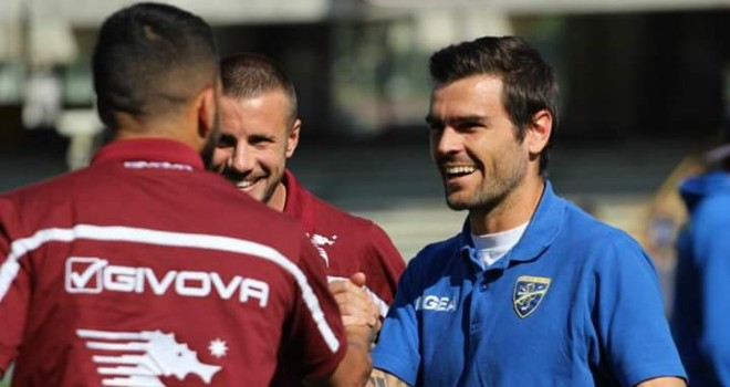 Salernitana-Frosinone, formazioni ufficiali: titolari Rosina e Kiyine