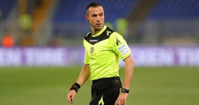 Inter-Sampdoria, l'arbitro sarà Marco Guida