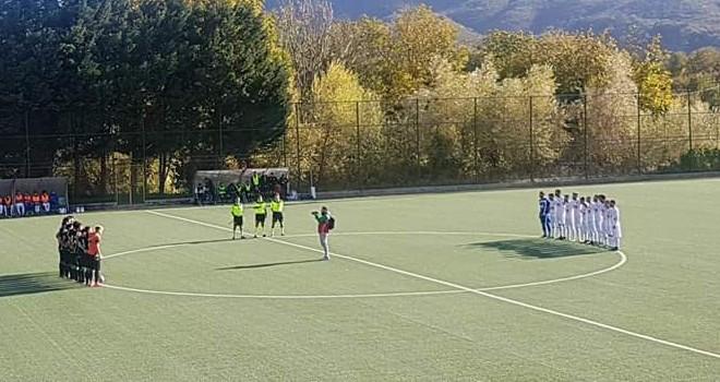 Virtus Avellino-Castel San Giorgio 0-0: la sintesi del match (VIDEO)
