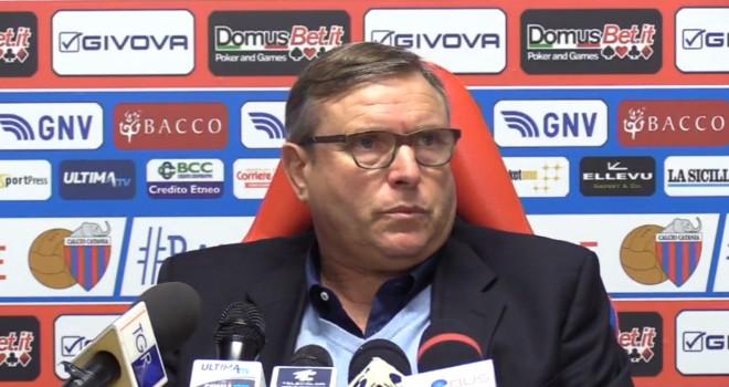 """Lo Monaco: """"Squadra in ritiro a spese loro! Prenderemo provvedimenti"""