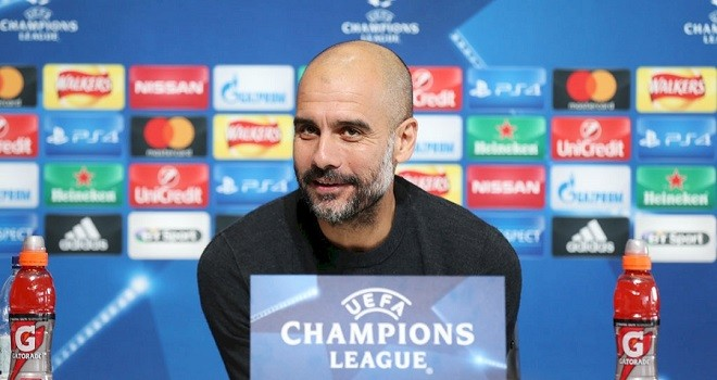 Napoli-Manchester City, le scelte di Guardiola: due le assenze